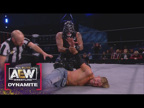 How Did One of the Most Anticipated Matches End? | AEW Dynamite, 4/28/21