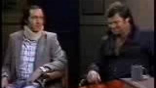 Andy Kaufman on Late Night