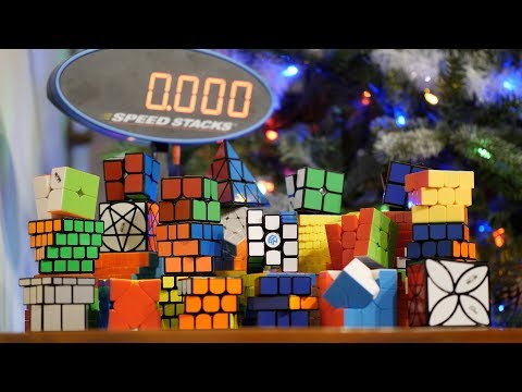 The Ultimate Cuber's Holiday Gift Guide! - 2017
