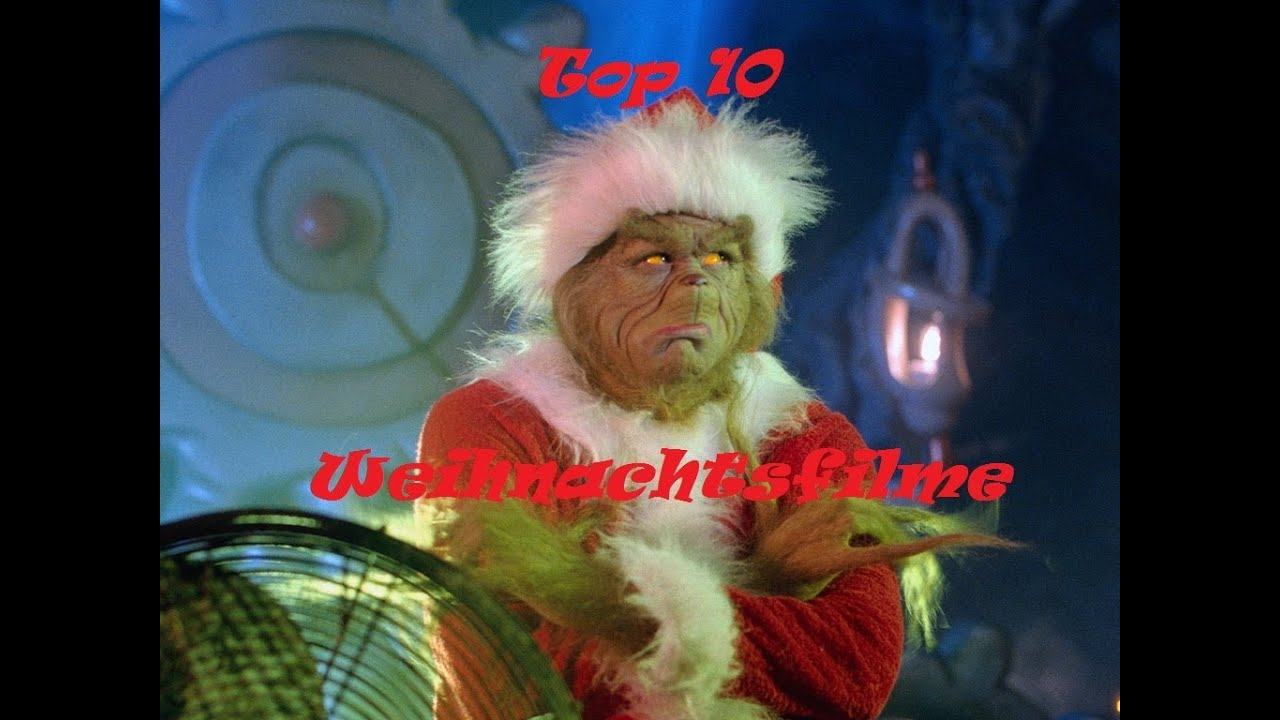 die top 10 der besten weihnachtsfilme hd youtube. Black Bedroom Furniture Sets. Home Design Ideas