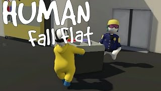 Human Fall Flat - Speed Run to Aztec [Father and Son Gameplay]