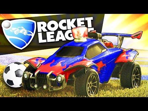 Rocket League - Убойный Авто-Футбол!