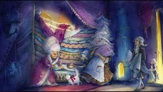 ПРИНЦЕСА НА ГОРОШИНІ АУДІОКАЗКА | Казки для дітей |
