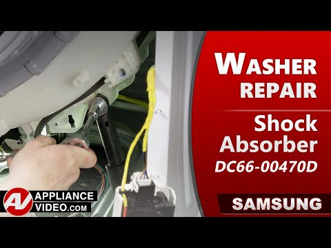 samsung-washer-shock-absorber---diagnostic-&-repair