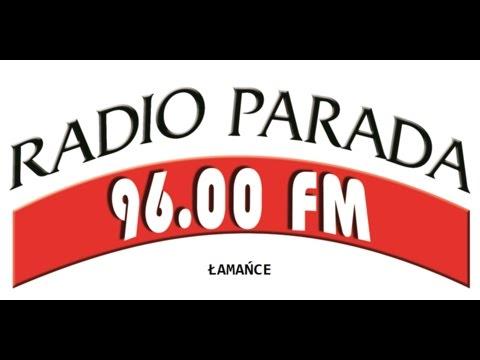 Radio Parada Łamaniec 2016.02.12 Robert
