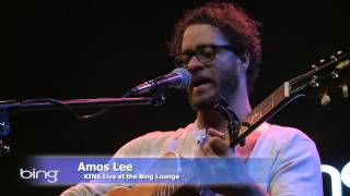 Amos Lee - Night Train (Bing Lounge)