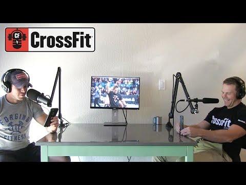 CrossFit Podcast Ep. 17.03: Dan Bailey