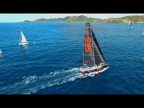 RORC 600 Antigua