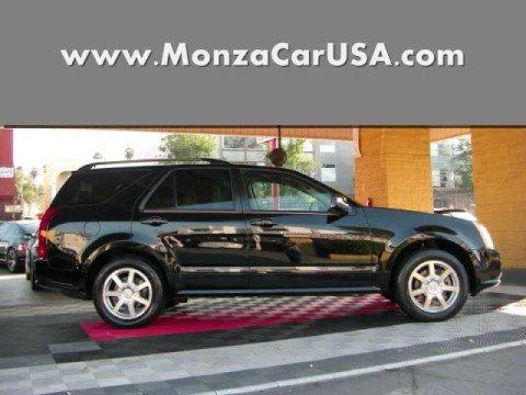 2005 Cadillac Srx Suv