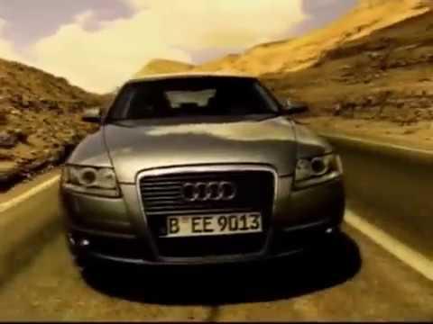 Audi A6 C6 Commercial April 2006 Youtube