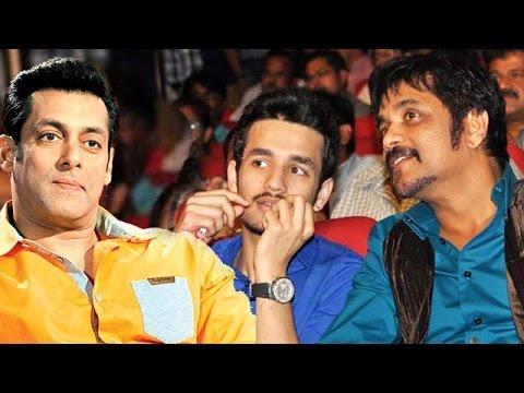 Salman Khan Releases Akhil Teaser Of Nagarjuna's Son's Debut Film
