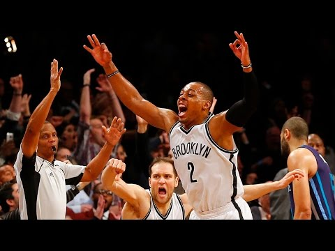 Brooklyn Nets Top 8 Plays |2016-2017 Season|