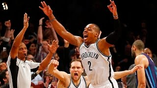 Brooklyn Nets Top 8 Plays  2016-2017 Season 