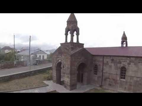 #VSFLIGHTS Կարմիրգյուղի եկեղեցիները