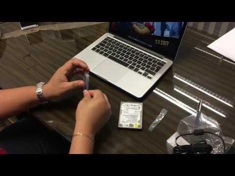 Convertidor USB 3.0 a SATA III para conectar discos duros y SSD