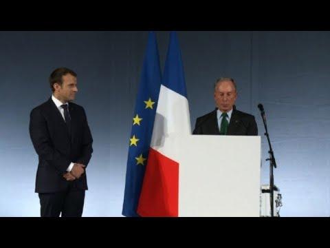 "Macron pone en marcha su plan ""Make our planet great again"""