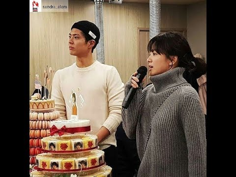 """Song Hye Kyo attended the wrap up party of the Drama """"Encounter"""" tonight"""