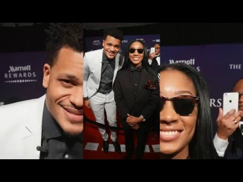 CHRISTON GRAY INTERVIEW AT BET HONORS 2016