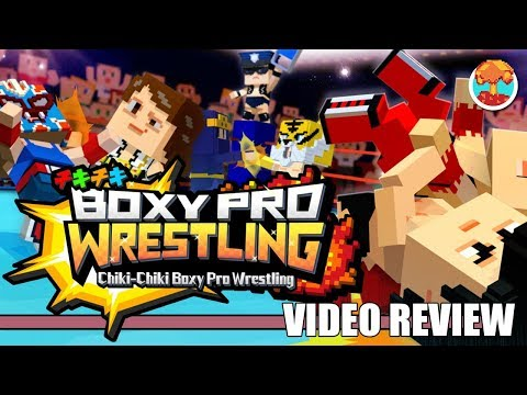 Review: Chiki-Chiki Boxy Pro Wrestling (Switch) - Defunct Games