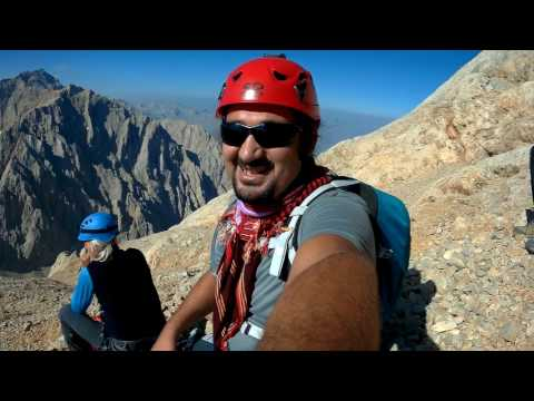Demirkazık Zirve (3.756 metre)...