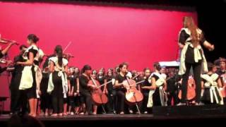 Talia Moreta - RenArts 2010 Chorus/Orchestra - Pote