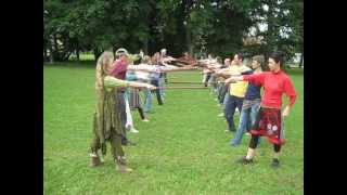 Sword Practice Group - Ja und Nein, Yes and No - www.possibilitymanagement.org