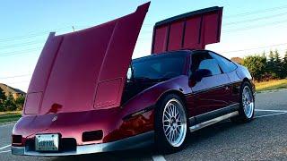 Supercharged Pontiac Fiero! (SUPER CLEAN!!!)