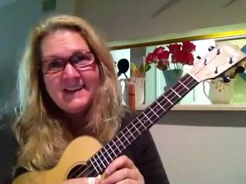 Easy ukulele tutorial