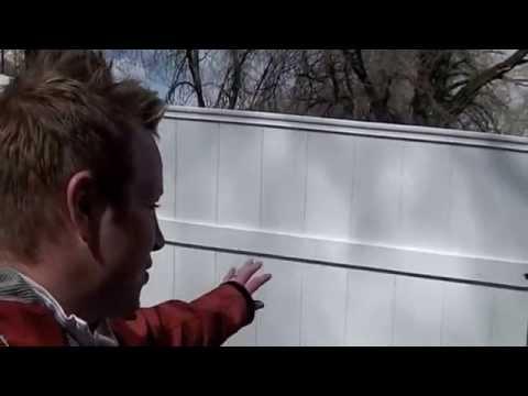 Fence Gate Veranda Panels 68 38 In X 68 In Vinyl Windham White Fence Panel Unassembled 153149