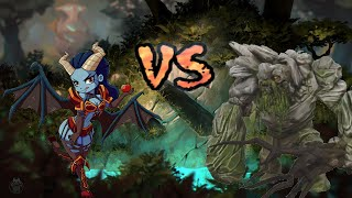 Dota 2: QoP vs Tiny