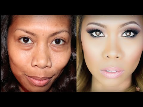 THE POWER OF MAKEUP [HOW TO: CONCEAL EXTREME BAGS]