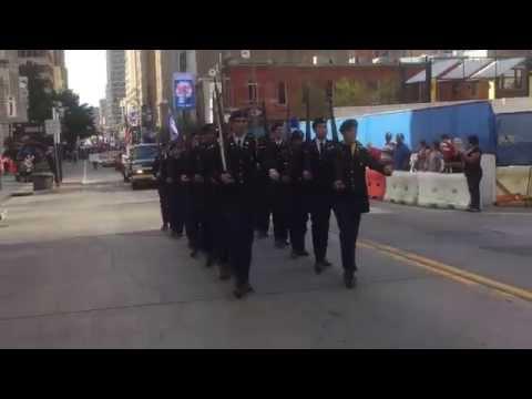 Vet Day Parade 2015