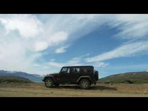 Eine Jeep-Reise durch Islands Westfjorde - Iceland Westfjords (neue Musik)