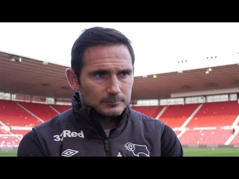 POST MATCH | Frank Lampard Post Middlesbrough (A)