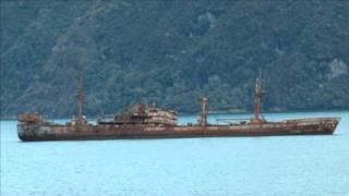 ظهور سفينة اختفت بمثلث برمودا منذ 100 عام