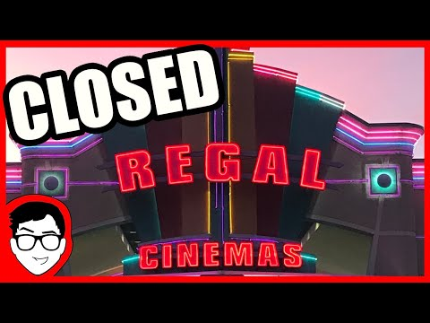 REGAL THEATERS CLOSE, Movies In Theaters Release Digitally
