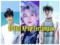 10 Idol KPop Tertampan Versi Majalah Insight Korea, Idolamu Masuk, Gak?