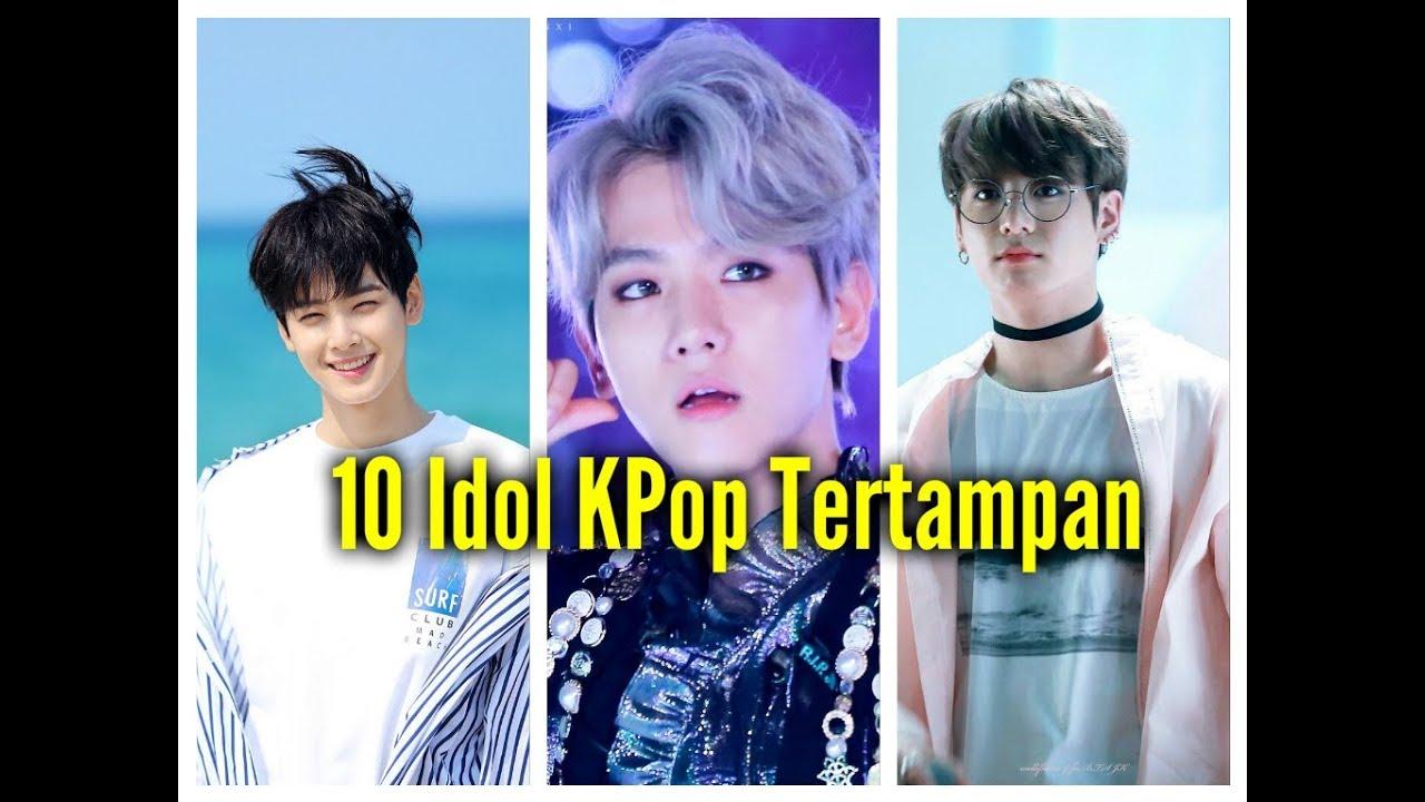 10 Idol Kpop Tertampan Versi Majalah Insight Korea Idolamu Masuk Gak Youtube