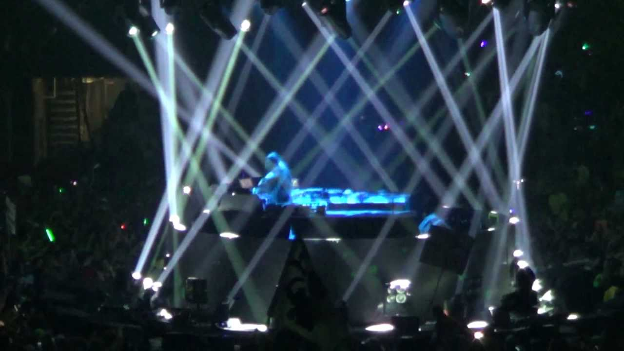 Bassnectar 360 Live In Nashville On New Years Eve NYE