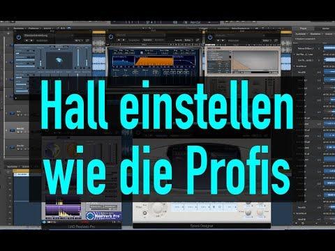 Reverb für Gesang und Rap einstellen! :: abmischenlernen.de