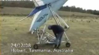 Tasmanian Electric Flying Trike - First Flight Tests!