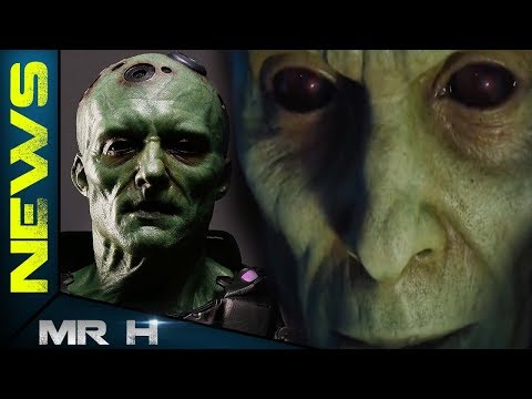 BRAINIAC Revealed In KRYPTON Trailer