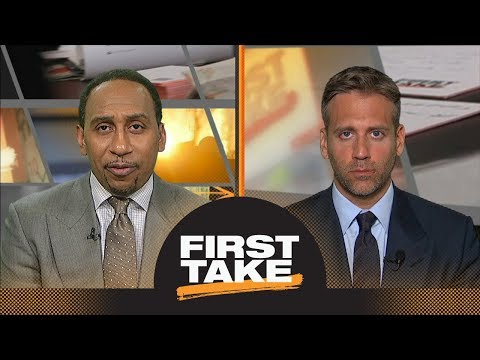 First Take reacts to Dwight Howard signing with Wizards  First Take  ESPN