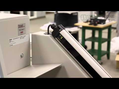 EBA 721 Programmable Paper Cutter Review [Sydney Stone]