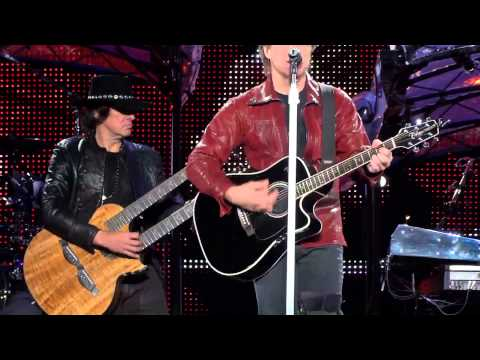 Bon Jovi - Live - Wanted Dead Or Alive - RDS - Dublin - June 29th 2011 - High Definition