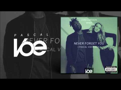 Zara Larsson & MNEK - Never Forget You [VOE Remix]