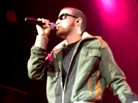 Mike Posner - Cheated - Up In the Air Tour