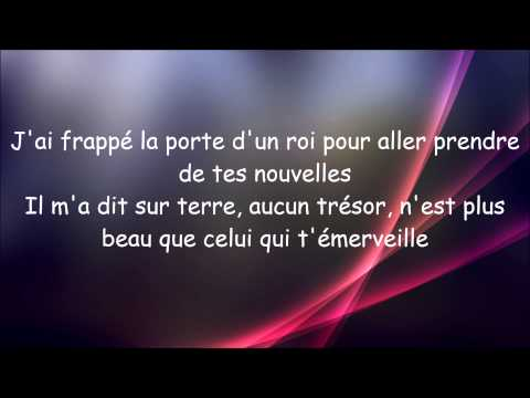 Kendji Girac ~ Avec toi ~ Paroles