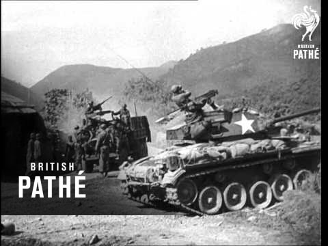 The Battle For Pohang (1950)