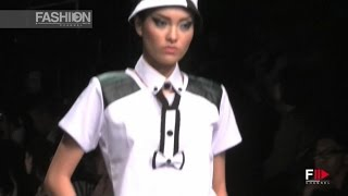 Pevita Pearce - Afgan Syahreza Jakarta Fashion Week 2015 By Fashion Channel